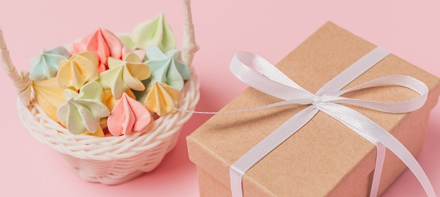 Gifts with sweets