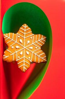 Имбирный пряник торт прикол рождественское печенье десерт праздничный смешная форма печенье сладости
