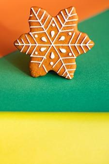 ジンジャーブレッドのクリスマスクッキー