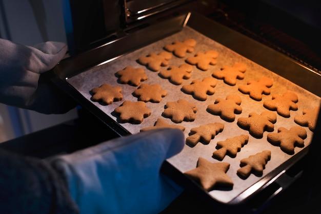 Пряники из свежей печи