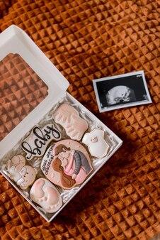 Имбирный пряник для беременной