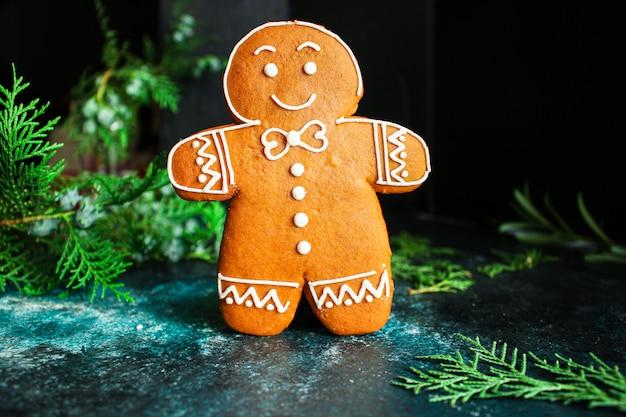 Пряничные подарки сладкое печенье десерт
