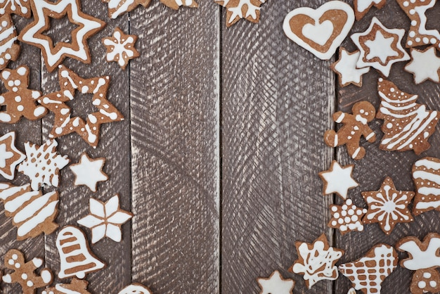 Gingerbreads mean that christmas is very close