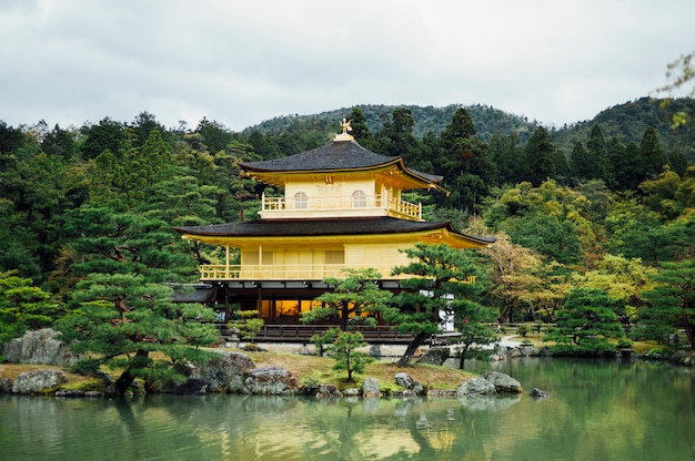 Ginkakuji temple at kyoto