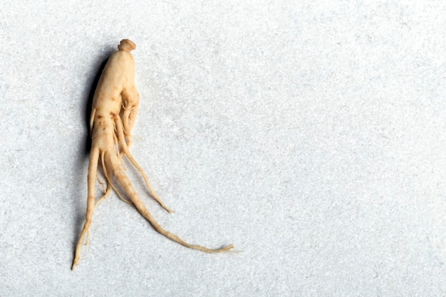 Ginseng  background