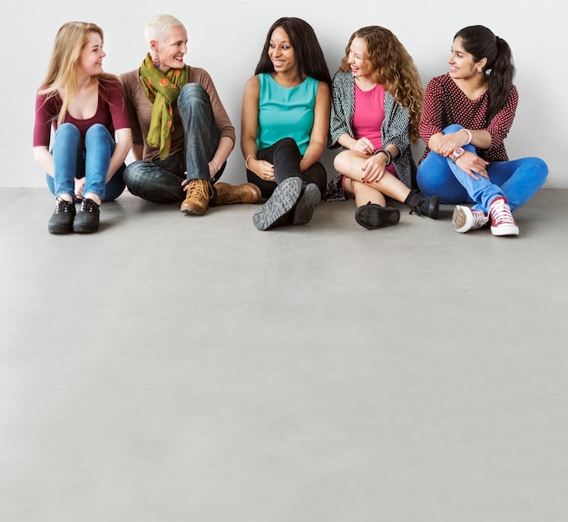 女の子の友情
