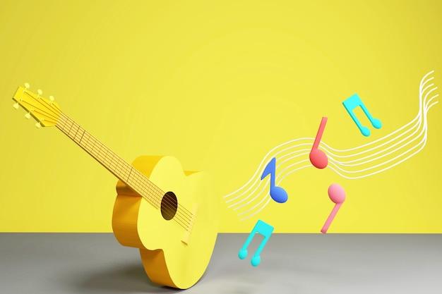 Гитара 3