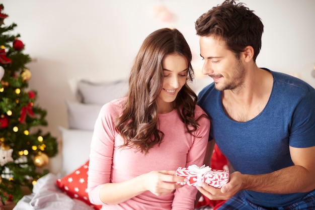 Fare i regali di natale con amore