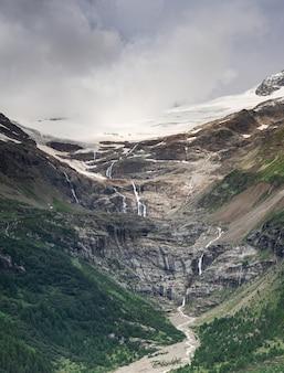 Glacier in the apls