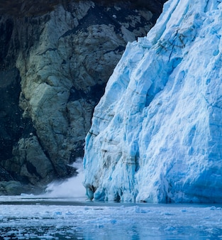 Glacier bay national park alaska usa world natural heritage