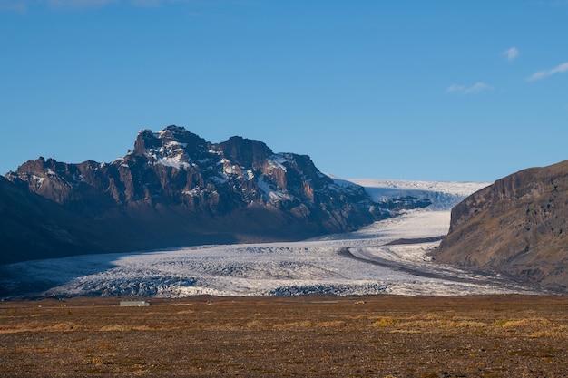 Glacier lagoon, jokulsarlon in iceland