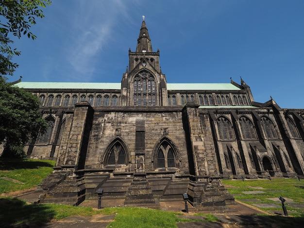 グラスゴー大聖堂、別名ハイカークまたはセントケンタイガーンまたはセントマンゴ、グラスゴー、英国