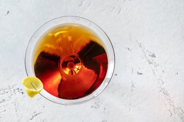 マルチネスのグラス
