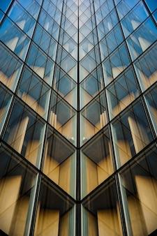 Glasses of skyscraper
