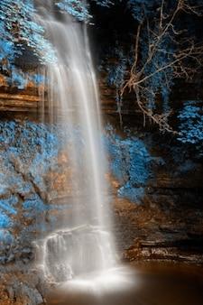 Glencar falls   hdr