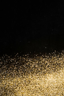 Glitter background for new year
