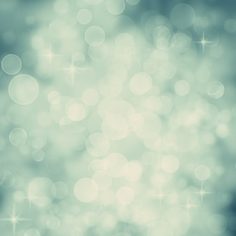 Блеск фон с абстрактными ночными звездами и блеском