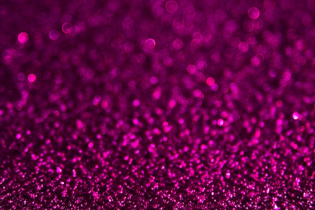 Glitter effect background