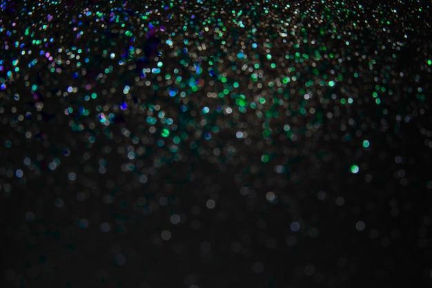 Glitter wonderful lights background.