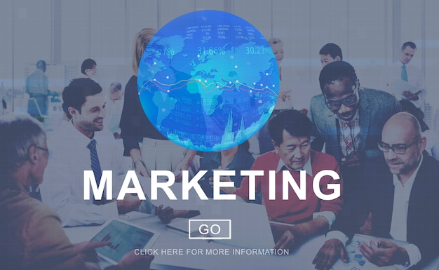 グローバルビジネスの世界的評価コンセプト