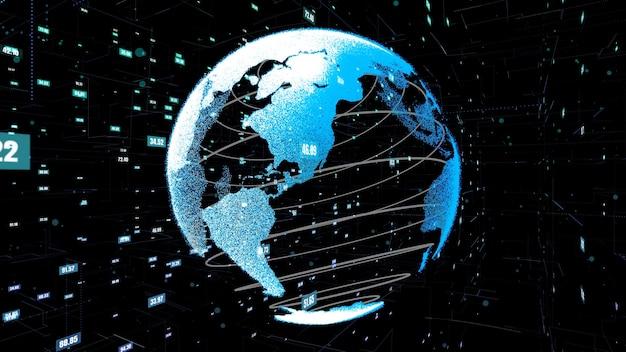Аннотация технологии глобальных данных и компьютерного программирования