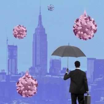 Глобальные экономические последствия из-за пандемии коронавируса