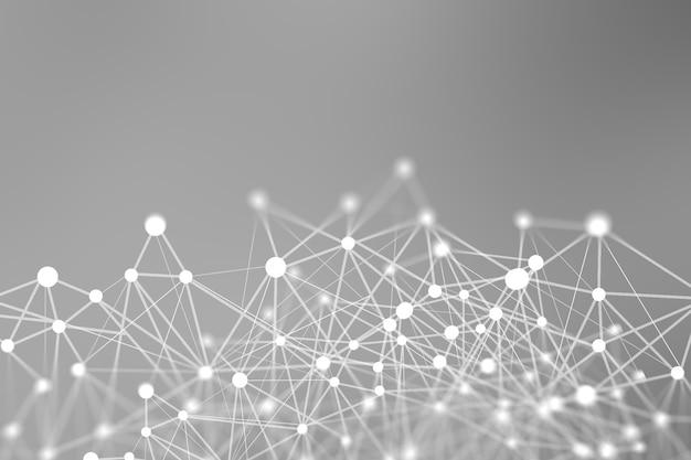 글로벌 네트워크 연결 배경, 추상적 인 개념