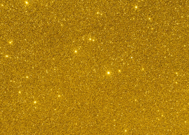 Glossy yellow light copy space background