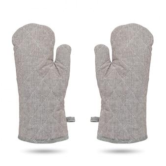 Glove for microwave.