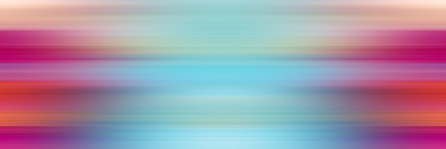 Glowing horizontal stripes of light. abstract bright background.