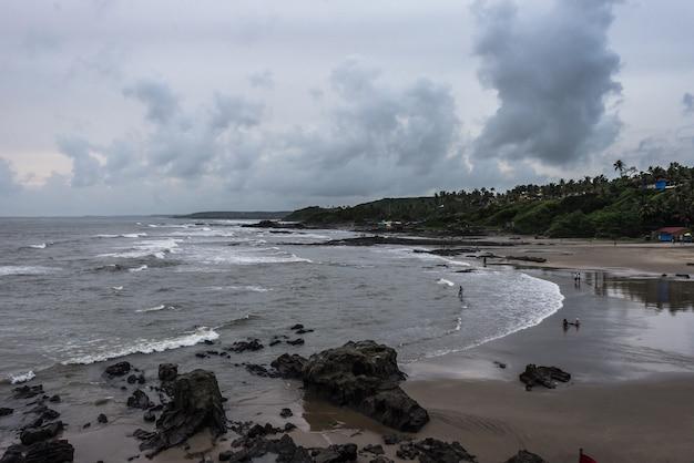 Гоа пляжи юг индия рай
