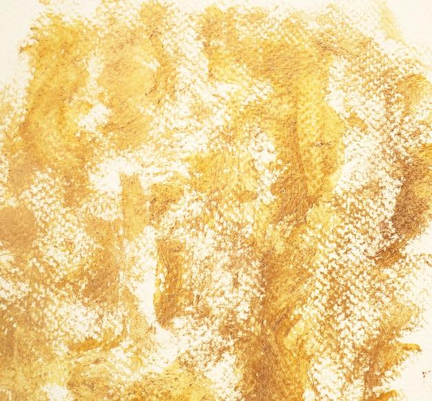 Золотой акриловый фон