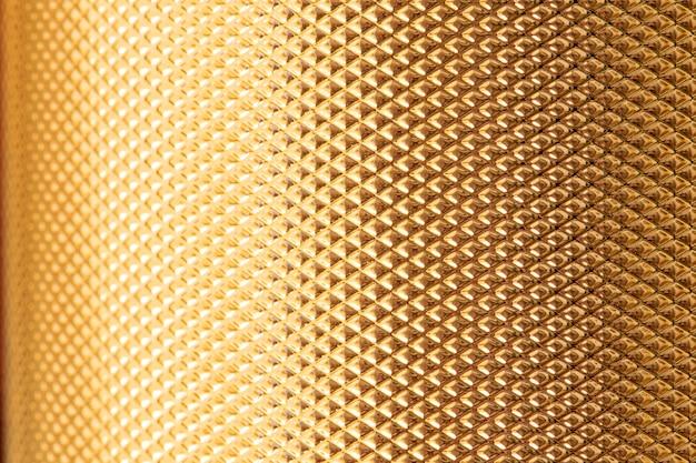 Золотой фон или текстура и тень градиентов.