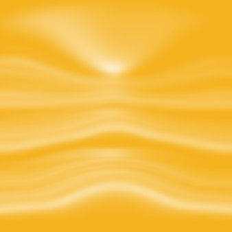 Gold background, yellow gradient abstact backdrop background.