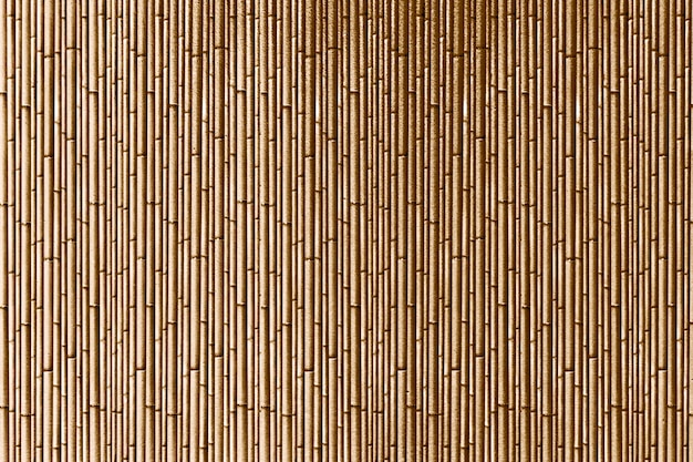 Gold bamboo stripes textured