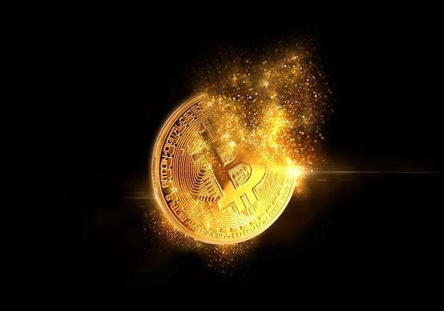 ゴールドビットコイン