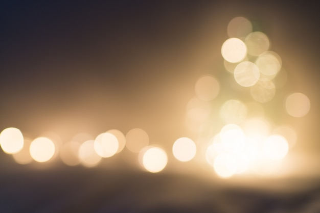 Gold bokeh. glitter abstract.