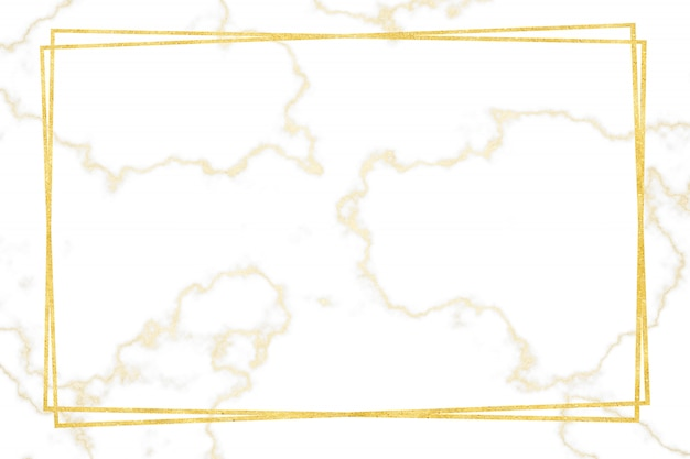 金枠金白大理石パターンと豪華な内壁タイルと床