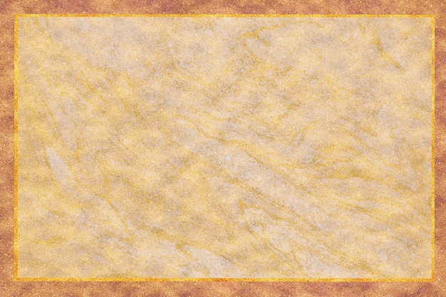 골드 테두리 미네랄 및 크림 골드 화강암 대리석 고급 인테리어 질감 표면 배경