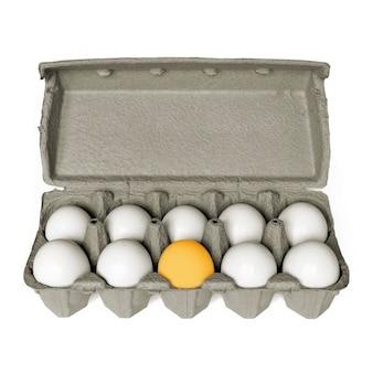 ライダービジネスのための金の卵