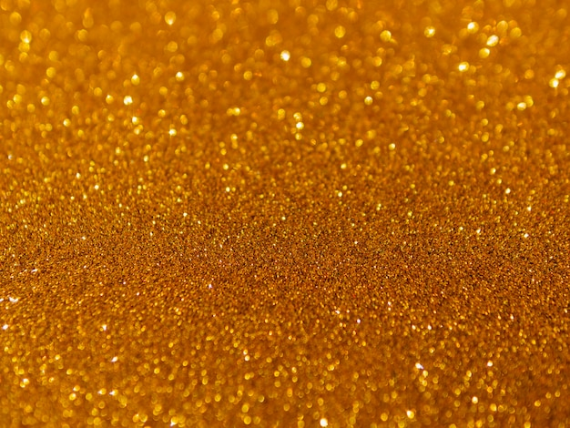 Gold glittery texture background abstract