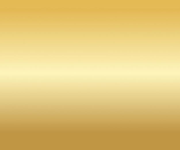 ゴールドのグラデーションの背景