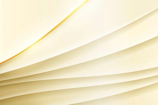 Золотой градиентный слой с рисунком фона