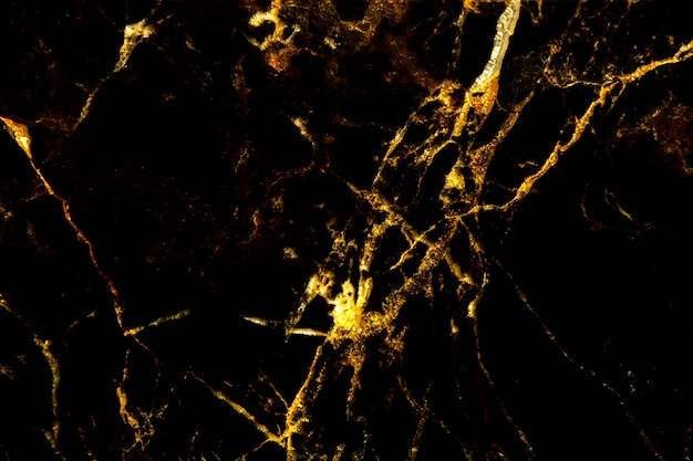 Gold marble natural texture for dark, abstract  marble black. gold concept.