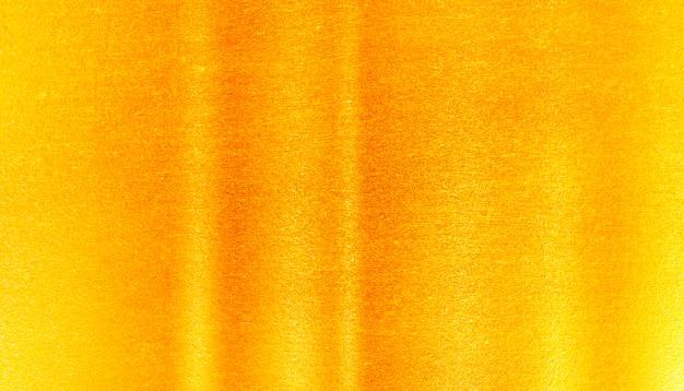 Gold metal brushed background