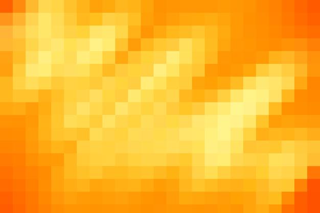 Золотой мозаичный абстрактный фон текстуры, узор фона градиентных обоев