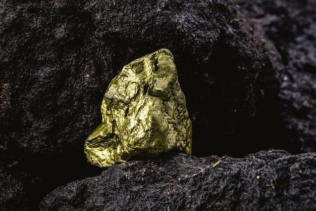 私の金塊、貴石発掘のコンセプト