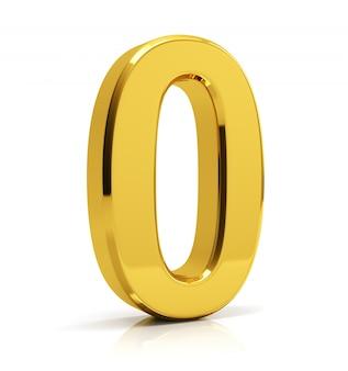 Золотой номер 0