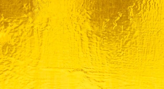 ゴールドポリッシュメタルスチールテクスチャ抽象的な背景。