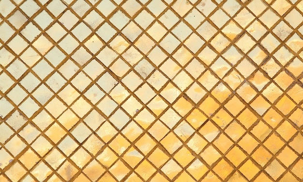 Gold seamless abstract pattern background
